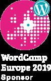 WCEU 2019 sponsorship